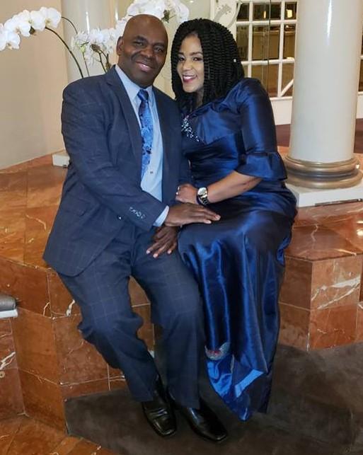 Our Pastors: Dr. Solomon & Deaconess Wuraola Ajayi